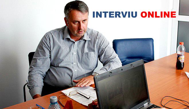 Foto: CĂTĂLIN GRASA, directorul de cercetare medicală al Spitalului Judeţean, a RĂSPUNS ONLINE întrebărilor voastre!
