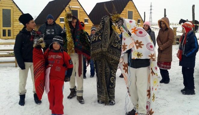 Foto: Să ne întoarcem la tradițiile sărbătorilor dacice