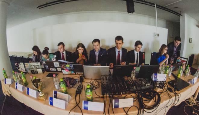 Foto: Întrunirea Consiliului Naţional ELSA, la Constanţa