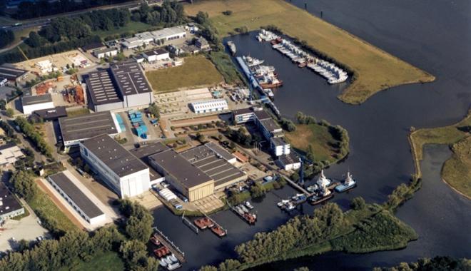 """Foto: Investigaţie privind """"corupţia în străinătate"""", la compania olandeză Damen"""