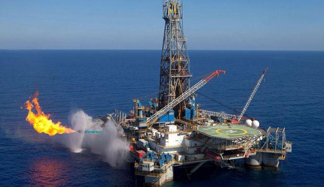 Foto: Investiţie de 360 de milioane  de euro pentru realizarea conductei  ce va prelua gazele din Marea Neagră