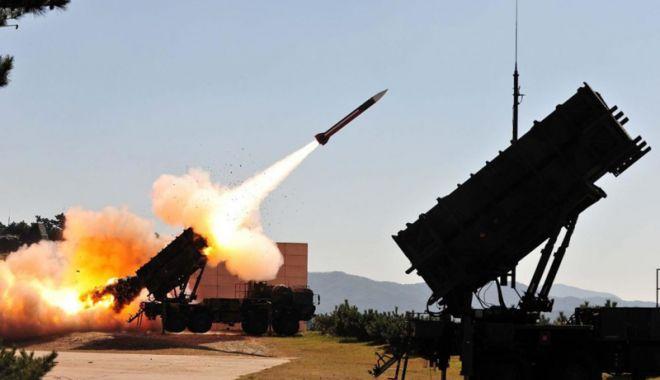 Foto: Investiţie majoră pentru Armata României: bateriile de coastă
