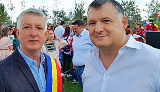 Investiții cu fonduri europene la Negru Vodă. A fost inaugurat noul parc de 15.000 mp - investitiinegruvoda1-1568144069.jpg