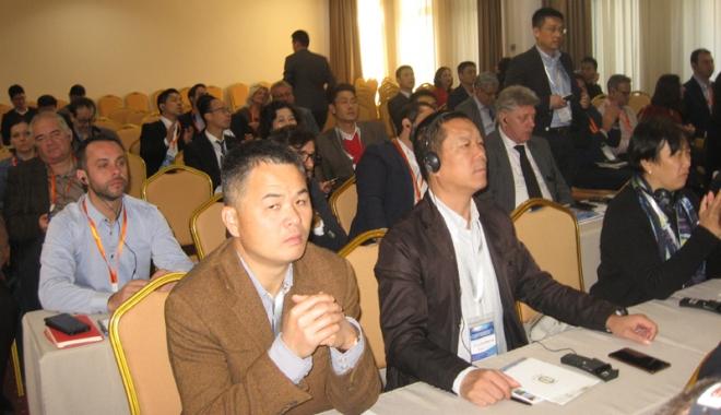 Foto: Investitorii chinezi au venit la Constanţa