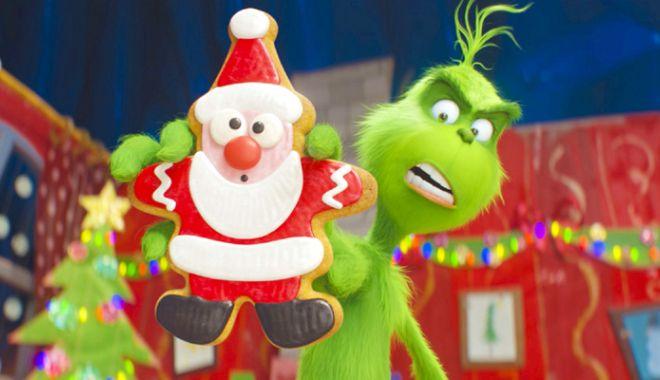 Foto: Invitaţie la film. Va reuşi Grinch să reducă la tăcere sărbătoarea Crăciunului?