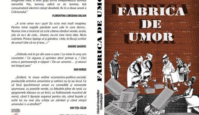 """Foto: """"FABRICA DE UMOR"""". Epigrame, poezii vesele, proză scurtă, caricaturi"""