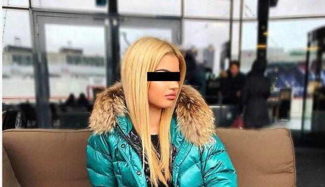 Foto: Fiica lui Boureanu, bătută crunt de trei tinere. A ajuns de urgenţă la spital