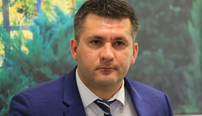 Foto: Fostul liberal Ioan Albu, noul prefect  al Constanţei