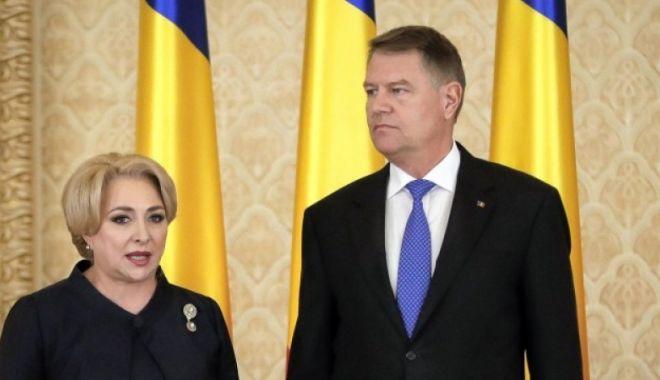Foto: Meleșcanu, convocat la Cotroceni. Dăncilă vrea să fie sunată de Iohannis