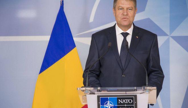 Foto: Președintele Iohannis participă la Summitul NATO