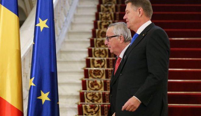 Foto: Juncker: Ca să conduceţi bine treburile UE, nu exportaţi conflictele interne