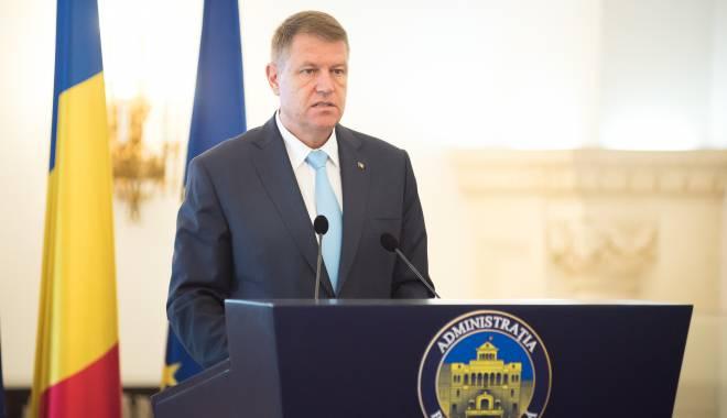 Foto: Preşedintele Iohannis a promulgat legea pentru Agenţia de Recuperare a Prejudiciilor