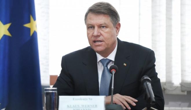 Foto: Preşedintele Klaus Iohannis va participa la Adunarea Generală a ONU de la New York