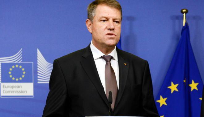 Foto: Klaus Iohannis: Susțin activitatea DNA  și a procurorului-șef al instituției