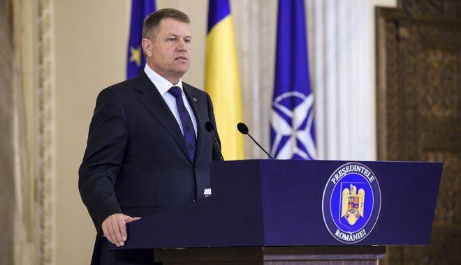 Foto: Șeful statului, supărat că nu există un cadru legal pentru proiectele dedicate Centenarului