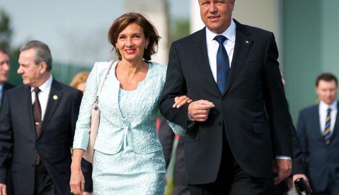 Foto: Președintele Klaus Iohannis își petrece sărbătorile pascale la Sibiu