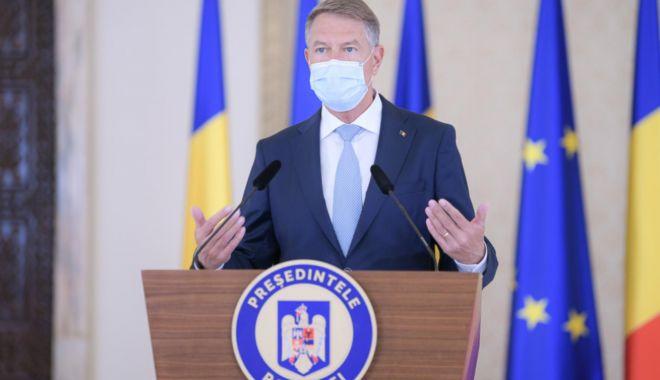 """Klaus Iohannis, apel către primari: """"Să se implice activ în campania de vaccinare"""" - iohannis-1621360056.jpg"""