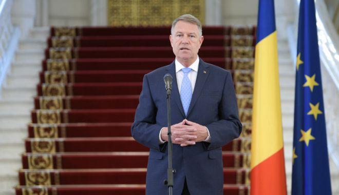 """Klaus Iohannis: """"România este, alături de Franţa, în topul creşterii economice estimate în UE"""" - iohannis-1623952538.jpg"""