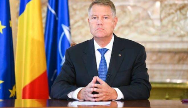 Foto: Klaus Iohannis, declarații de ultimă oră