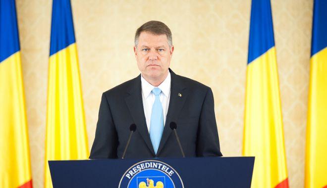 Foto: Klaus Iohannis, întâlnire cu președintele Curții Europene de Conturi