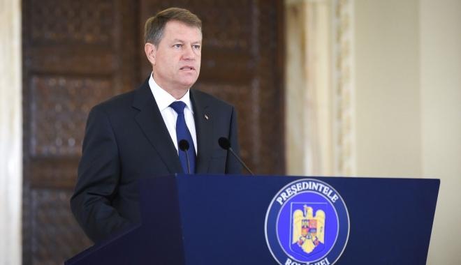 Foto: Președintele Iohannis petrece sărbătorile pascale la Sibiu