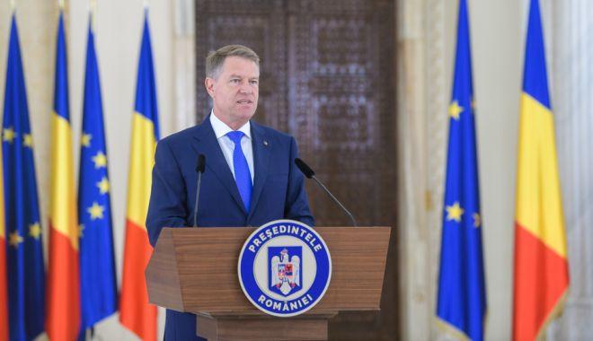 Klaus Iohannis refuză dezbaterile cu Viorica Dăncilă - iohannis77-1573594425.jpg