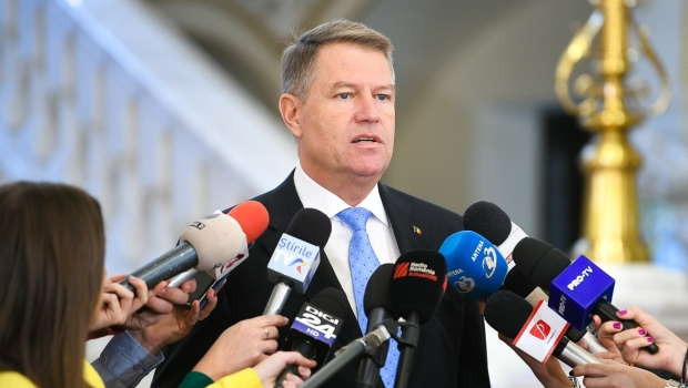 Preşedintele Klaus Iohannis, declaraţie la ora 11.00 - iohannis85766900-1547629244.jpg