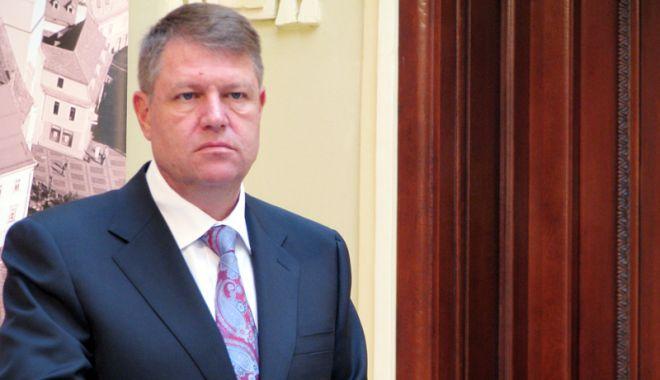 Foto: Iohannis cheamă  partidele la consultări  pe tema Legilor Justiției