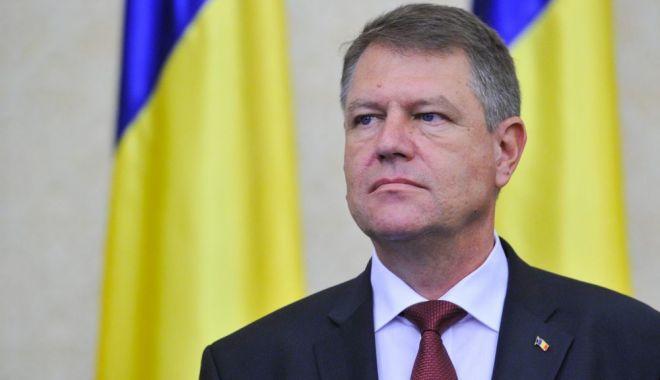Foto: Iohannis: România a obţinut două lucruri foarte importante la summitul NATO