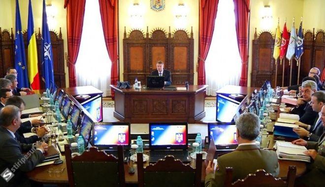 Foto: Klaus Iohannis a convocat CSAT pentru rectificarea bugetară, abia pentru 4 septembrie