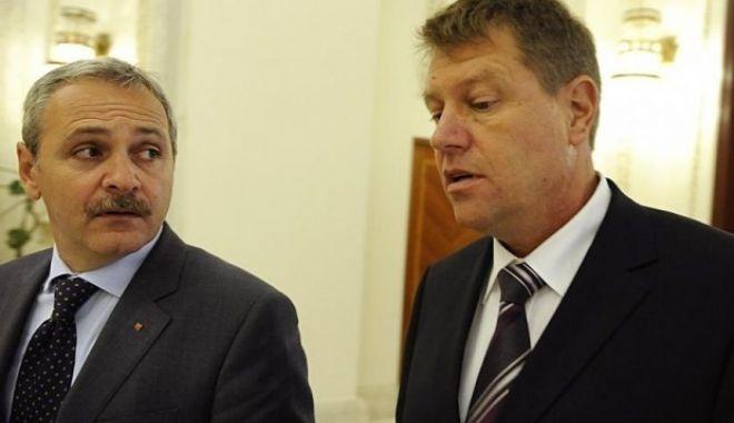 Foto: Klaus Iohannis, despre ameninţările cu suspendarea: Sincer, nu sunt extrem de interesat de părerea lui Dragnea
