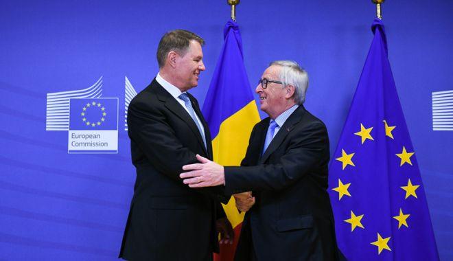 Foto: Klaus Iohannis a pledat în plenul PE  pentru consolidarea proiectului european