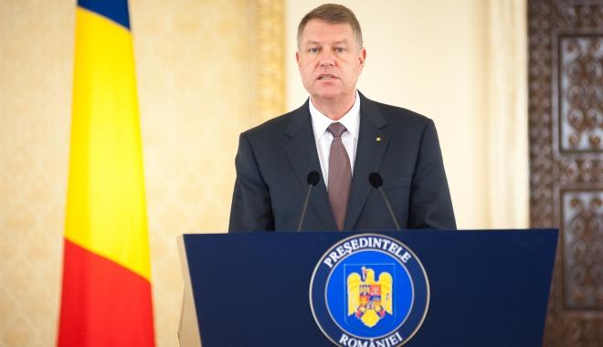 Foto: Preşedintele Klaus Iohannis, în vizită în Republica Federală Germania