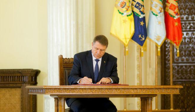 Klaus Iohannis a semnat decretul de numire a Ioanei Mihăilă la Ministerul Sănătății - iohannismihailaministru-1619018051.jpg