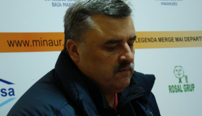 Foto: Handbal masculin / Ion Crăciun şi-a dat demisia de la HCM