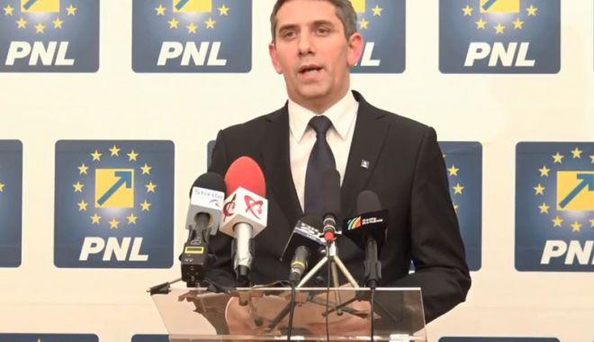 """Foto: Ionel Dancă:  """"PNL va prezenta  o propunere proprie de buget pe 2019"""""""