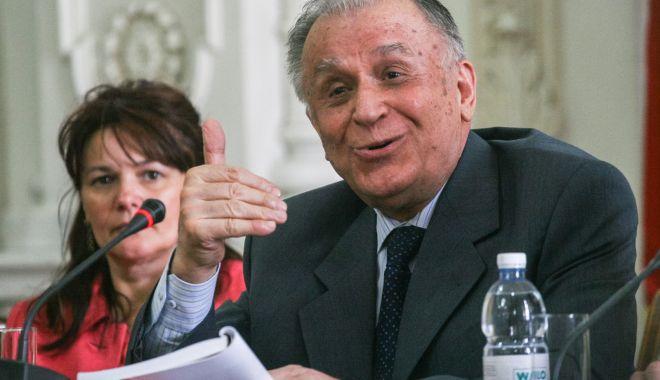 Foto: Veşti de ultimă oră despre Ion Iliescu