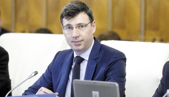 Foto: Ministrul Finanţelor: Sunt suficienţi bani în buget pentru pensii şi salarii