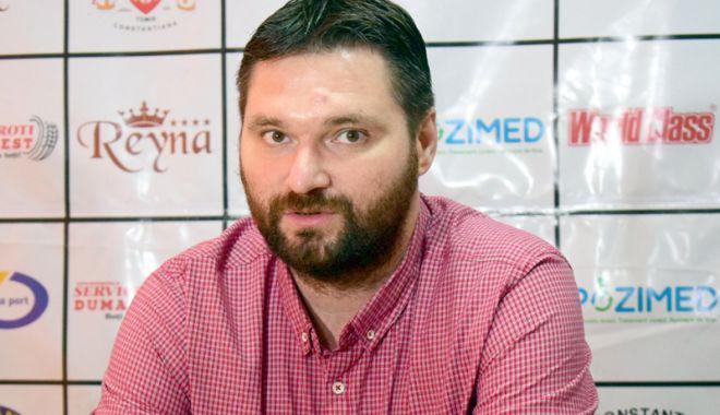 Foto: Ionuţ Stănescu, în linie dreaptă spre funcţia de vicepreşedinte FRH
