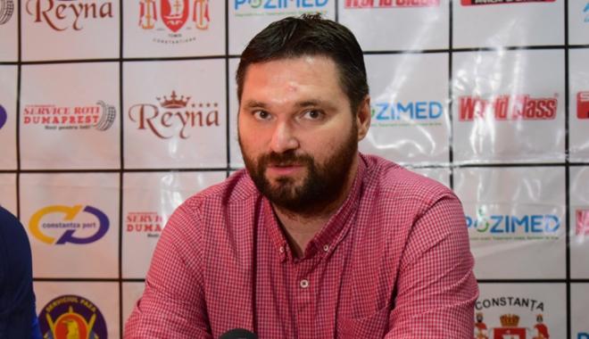 Foto: Ionuţ Stănescu, propus vicepreşedinte al FR de Handbal