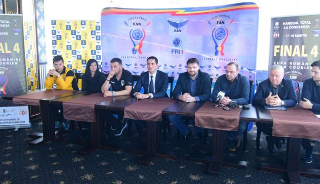 """Foto: Ionuţ Stănescu: """"Toate formaţiile pornesc cu şanse egale"""""""
