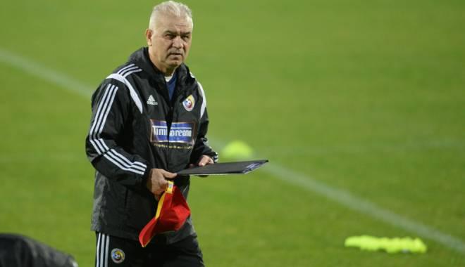 Foto: EURO 2016. Anunțul făcut de antrenorul Anghel Iordănescu