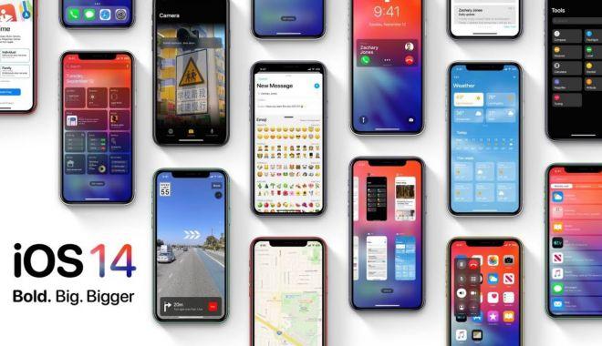 Apple a lansat prima versiune beta de iOS 14 - ios-1594361870.jpg