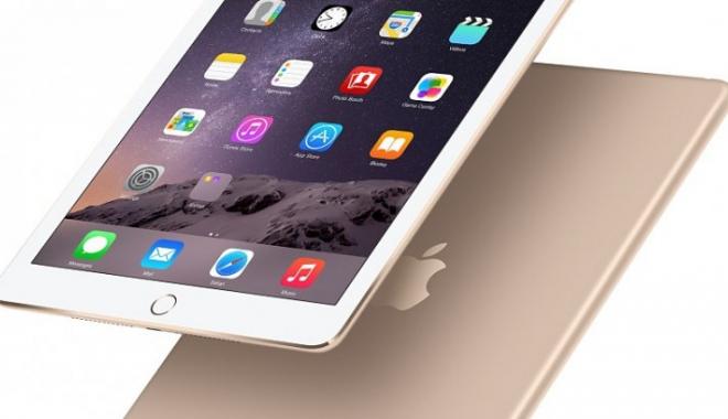 Foto: Noul iPad va avea o schimbare majoră