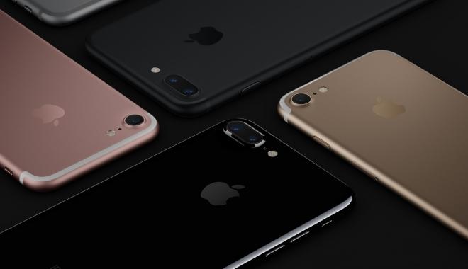 Foto: Acțiunile Apple au căzut. Specialiștii, rezervați în legătură cu succesul Iphone 7
