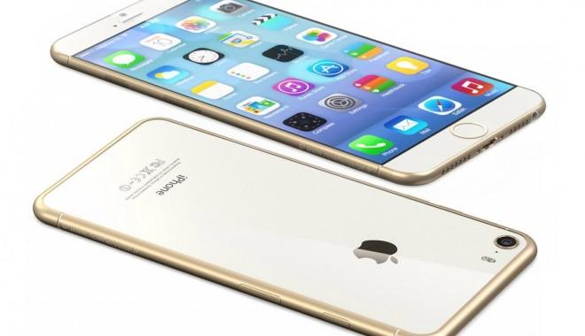 Foto: RECORDUL ISTORIC b�tut de Apple cu noul iPhone