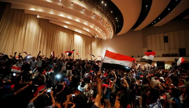 Foto: Irak: Parlamentul confirmă  că alegerile legislative vor avea loc la 12 mai