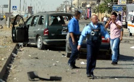 Foto: CARNAGIU! 11 MORŢI, ÎN URMA UNUI ATENTAT SINUCIGAŞ
