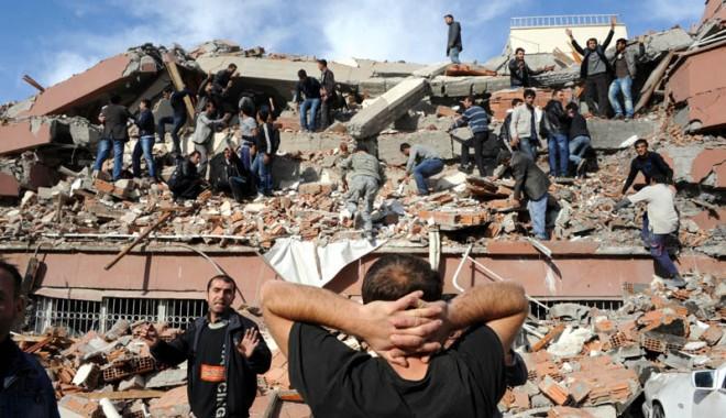 Cutremur devastator în Iran