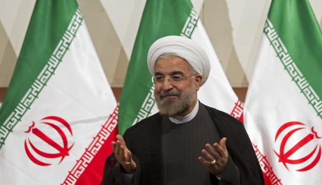 Foto: Iranul doreşte protejarea acordului nuclear de SUA